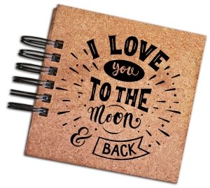 Album - I love you to the moon and back